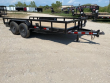"""2021 BCI 16 FT. 83"""" HD TANDEM AXLE UTILITY TRAILER"""