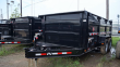 "2021 PJ TRAILERS 14 FT. X 83"" LOW PRO HIGH SIDE DUMP (DM)"