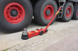 2018 TYREON TPH60T-3 AIR-HYDRAULIC JACK 60T - THREE-STAGE