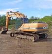 2001 CASE CX210