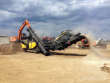 2019 FABO TRACKED MPACT MOBILE CRUSHER