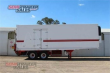 2003 FTE SEMI 14 PALLET REFRIGERATED PANTECH OR HIRE