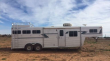 1996 4 STAR TRAILERS HORSE TRAILER