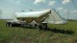 2021 MAC TRAILER 1050 TANDEM AXLE ALUMINUM DRY BULK / PNEUMATIC TANK TRAILER - 4 BAG AIR RIDE, FIXED AXLE