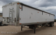 2005 WILSON PACE SETTER DOUBLE HOPPER BOTTOM GRAIN TRAILER