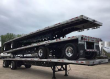 MANAC 48' FLATBED COMBO ALUMINUM FLATBED TRAILER - AIR RIDE