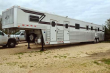 2012 4 STAR TRAILERS HORSE TRAILER