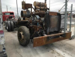 PART TYPE: VEHICLE - ROLLING CHASSIS ONLY. COMPLETE EXCEPT FOR FRONT