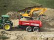4AG HTP 30TON CONSTRUCTION DUMP TRAILER