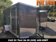 2019 US CARGO 6X12 ENCLOSED TRAILER, CARGO TRAILER
