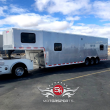 2020 PACE AMERICAN PURSUIT 36' RACE TRAILER