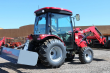 2020 TYM TRACTOR T47HSTC-TL CAB 48HP 4X4 HYSTAT WITH BOX BLADE