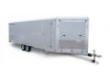 ALUMA AE8620 4 PLACE SNOWMOBILE TRAILER ENCLOSED DECK