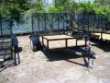 ANDERSON LS 6X10 SERIES UTILITY TRAILERS W/WOOD DECKING