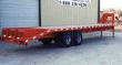 2019 LEGEND 36' (31' + 5' DOVE) GOOSENECK FLATBED TRAILER