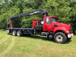 2007 MACK CV700 DRYWALL FLATBED TRUCK FOR SALE2007 MACK