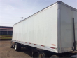 "2008 TRAILMOBILE 32' X 102"" SINGLE AXLE AIR RIDE VAN, 4,400LB TUCKA"