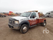 2005 FORD F-450