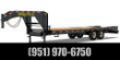 2021 BIG TEX TRAILERS 14GN-25+5 EQUIPMENT TRAILER