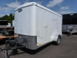 2019 CONTINENTAL CARGO 6 X 12 3K CARGO WHITE TALL