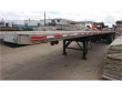 1994 DORSEY 45 COMBINATION SPREAD AXLE FLATBED TRAILER