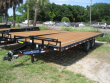 *FC33* 8.5X20 7 TON FLATBED  BUTT END DECK OVER TRAILER  LR TRAILERS 8.5 X 20   FC102-20T7-BE