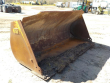 "LOT # 0589 -- 114"" LOADING BUCKET TO SUIT CAT WHEELED LOADER"