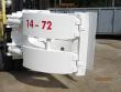 2011 CASCADE RU90F-RCP-03C PAPER ROLL CLAMPS