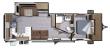 2021 HIGHLAND RIDGE RV MESA RIDGE MR2804