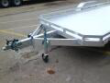 "2021 ALUMA 78"" X 16' ALUMINUM OPEN CAR HAULER TRAILER STOCK# 226450"