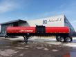 POLAR 7500 GALLON ALUMINUM ASPHALT TANK WITH PUMP ASPHALT / HOT OIL TANK TRAILER