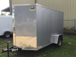 2020 COVERED WAGON TRAILERS 6'X12' SINGLE AXLE