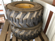 2010 JOHN DEERE SKID STEER TIRES WITH RIMS TIRE 55819