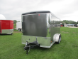 2021 RC TRAILERS 7X14' ENCLOSED CARGO RST 7X14TA2