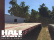 MANAC STEEL EXTENDABLE FLATBED