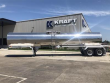 STE 6800 AIR RIDE MC 307 CHEMICAL TANK WITH PUMP CHEMICAL / ACID TANK TRAILER