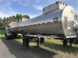 2005 BRENNER DOT 412 4300 GAL AIR RIDE / SULFURIC ACID TRAILER