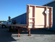 2012 GREAT DANE 2012 GREAT DANE AIR RIDE FLATBED WITH MOFFET KITS FLATBED TRAILER, FLAT DECK TRAILER