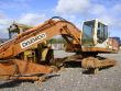 1997 DAEWOO SOLAR 220 LC III DISMANTLING FOR SPARES ONLY