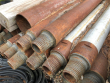 """GENERIC 10' FT X 4-1/2"""" DRILL PIPE"""