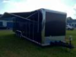 30 X 8 PACE AMERICAN AUTO TRAILER W/ CUSTOM CABINETRY