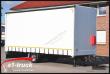 ACKERMANN TARP TRAILER 1 ACHS KOFFER/PLANE L 7400X NL 6400 KG. 1 AXLE