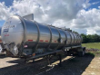 1977 FRUEHAUF CENTER DISCHARGE NON CODE TANK TRAILER