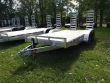 H&H 16' 10K ALUMINUM EQUIPMENT TRAILER WITH LAST YEARS PRICES