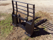 DIRT DOG QUICK CONNECT PALLET FORKS SKID STEER ATTACHMENT