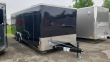 LEGEND CYCLONE FLAT FRONT 8.5' X 24' ENCLOSED CARGO /CONTRACTOR TRAILER