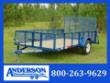 6X12 ANDERSON TREATED FLOOR GAS ASSIST RAMP