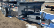2021 H&H 83X16' DUMP TRAILER 14K W/ TARP