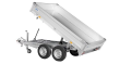SARIS - PKC 20 RÜCKWÄRTSKIPPER, 2000 KG, 270 X 150 CM - TIPPER- THREE-WAY