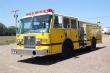 1992 SIMON DUPLEX 0H110 FIRE TRUCK